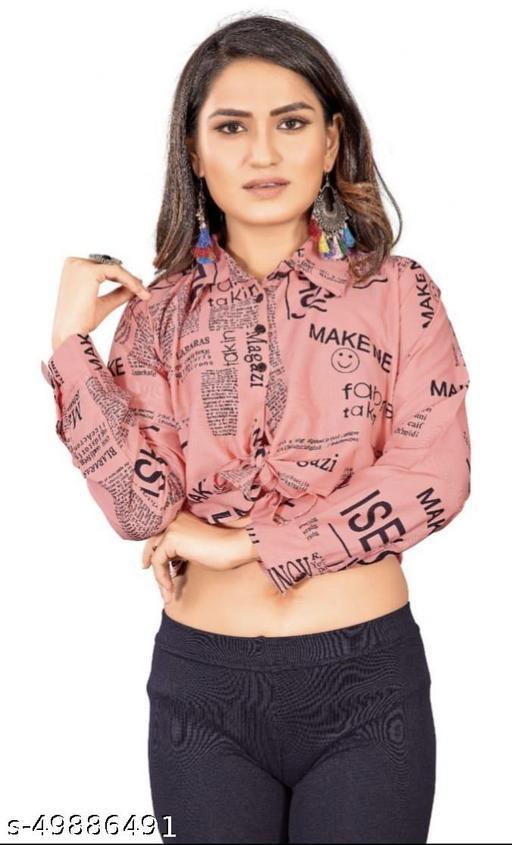Fancy Fashionista Women Shirts