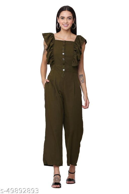 Classic Partywear Women Jumpsuits