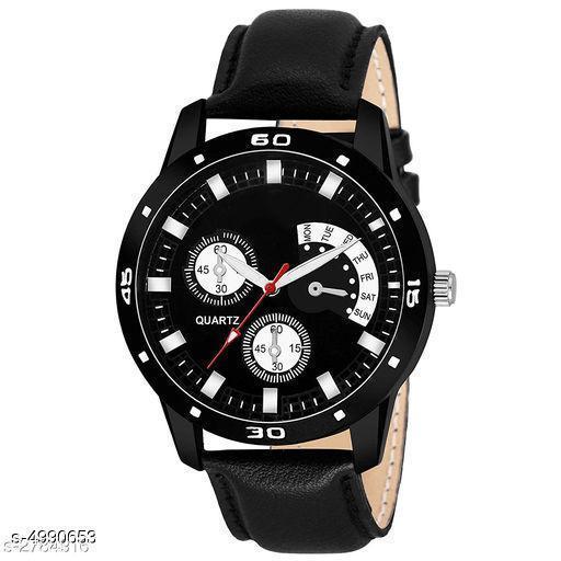 New Trendy Men's Watches