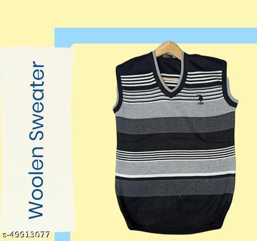 Trendy Retro Men Sweaters