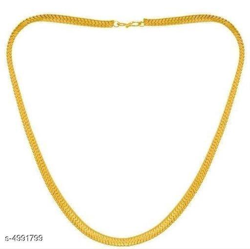 Stylish Unisex Golden Chain