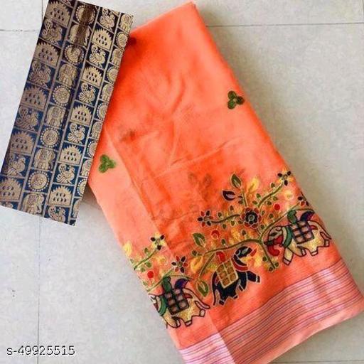women fashionable sarees