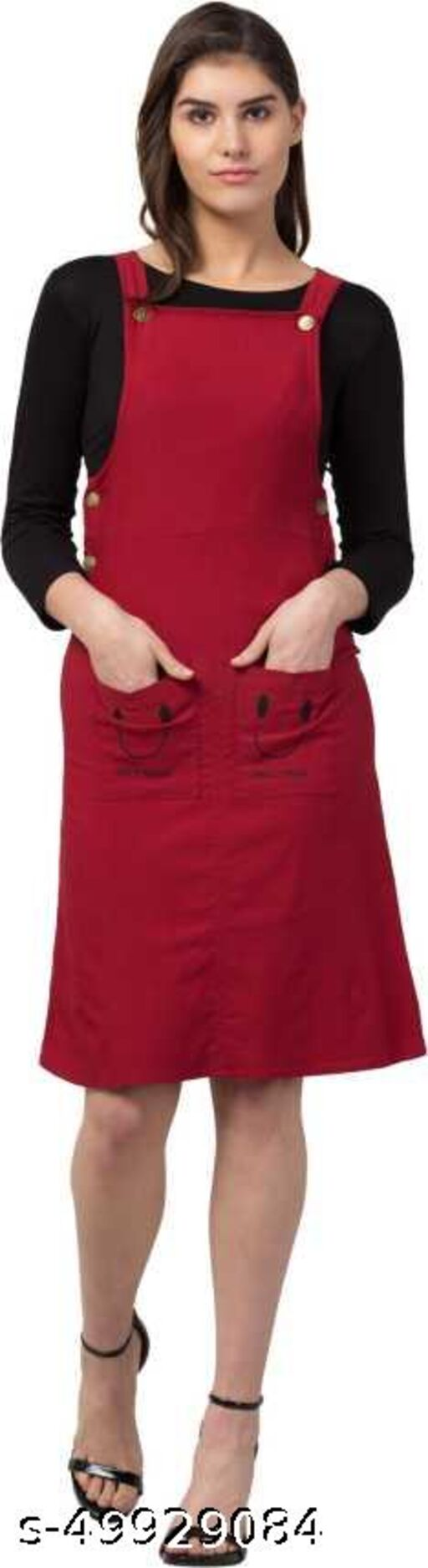 RED SMILEY Dresses