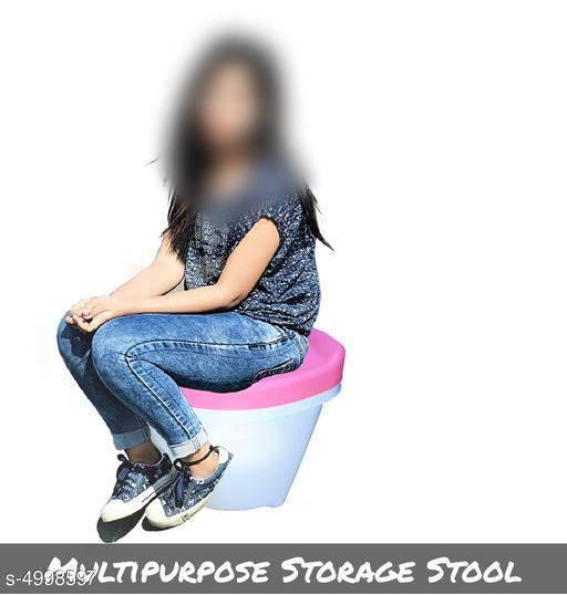 Multipurpose Sitting Cum Storage Stool