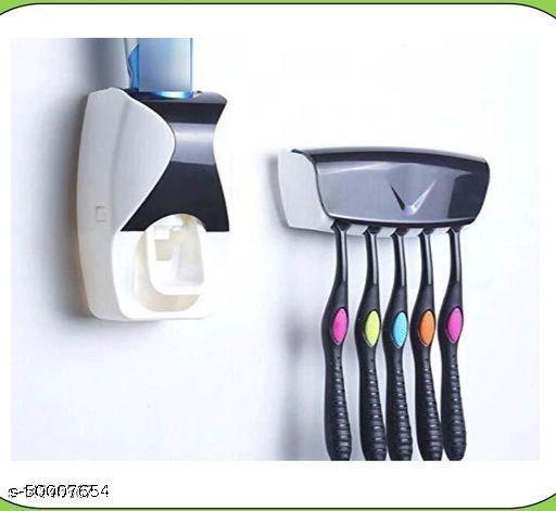 Modern Toothpaste Dispenser