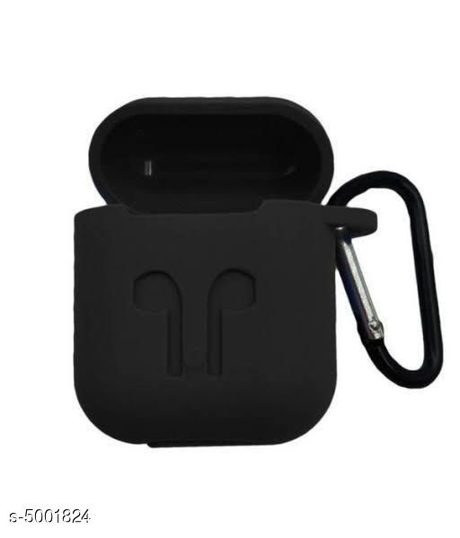 Cases & Covers  Advanced Airpod Case Cover  *Product Type * Airpod Case Cover  *Material * Silicone  *Size * Free Size  *Compatibility * With Airpods  *Description * It Has 1 Piece Of Airpod Case Cover  *Sizes Available* Free Size *   Catalog Rating: ★3.4 (17)  Catalog Name: Advanced Airpod Case Cover Vol 12 CatalogID_734049 C99-SC1380 Code: 322-5001824-
