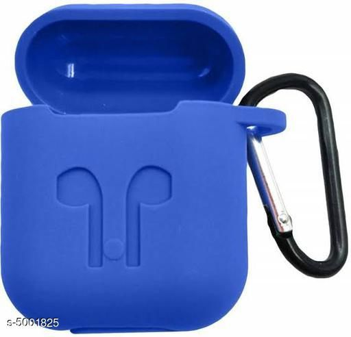 Cases & Covers  Advanced Airpod Case Cover  *Product Type * Airpod Case Cover  *Material * Silicone  *Size * Free Size  *Compatibility * With Airpods  *Description * It Has 1 Piece Of Airpod Case Cover  *Sizes Available* Free Size *   Catalog Rating: ★3.4 (17)  Catalog Name: Advanced Airpod Case Cover Vol 12 CatalogID_734049 C99-SC1380 Code: 322-5001825-