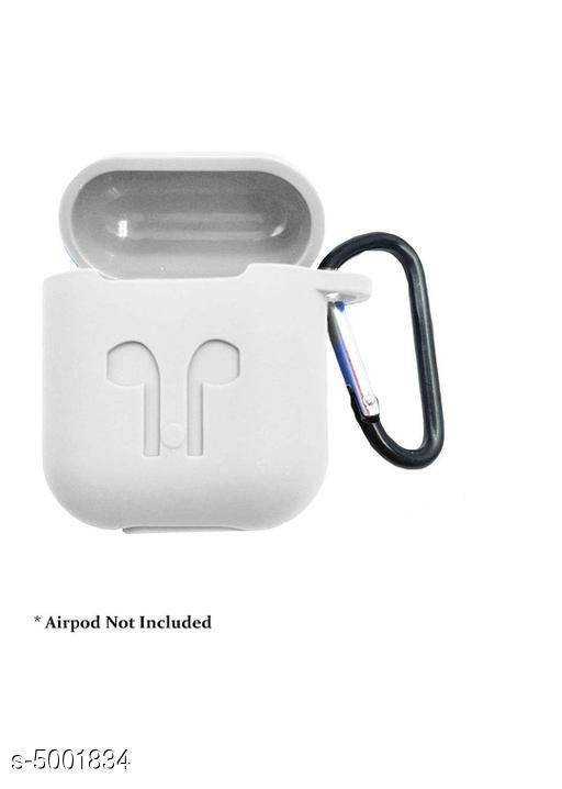 Cases & Covers  Advanced Airpod Case Cover  *Product Type * Airpod Case Cover  *Material * Silicone  *Size * Free Size  *Compatibility * With Airpods  *Description * It Has 1 Piece Of Airpod Case Cover  *Sizes Available* Free Size *   Catalog Rating: ★3.4 (17)  Catalog Name: Advanced Airpod Case Cover Vol 12 CatalogID_734049 C99-SC1380 Code: 322-5001834-
