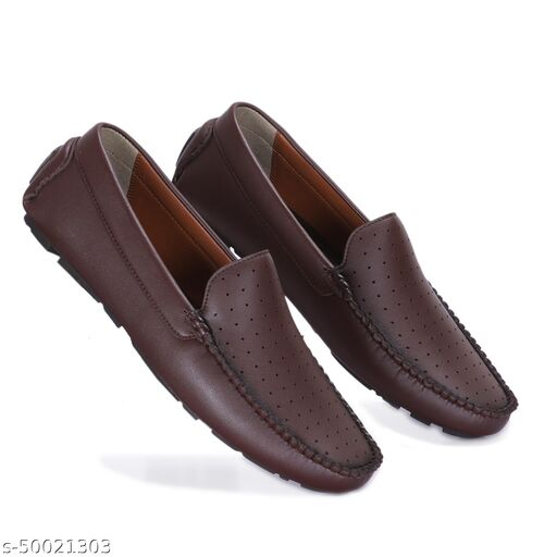 RAAPHI Men's Casual Trendy Loafers Shoes