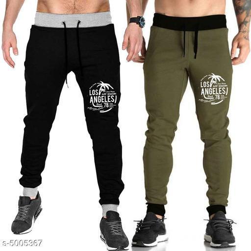 Men's Trendy Cotton Track Pants
