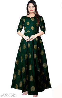 Fancy Rayon Dress