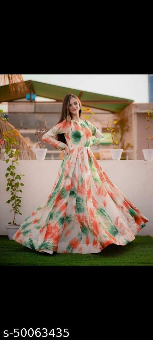 Aishani Ensemble gown