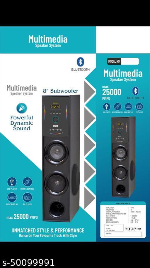 Hidefination ptech single tower Speaker