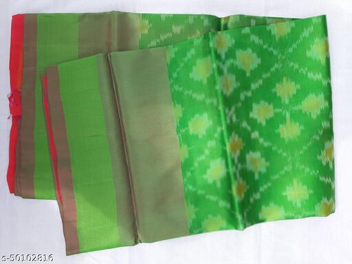 Pochampalli-Silk Saree