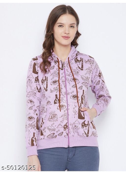Comfy Sensational Women Sweatshirts