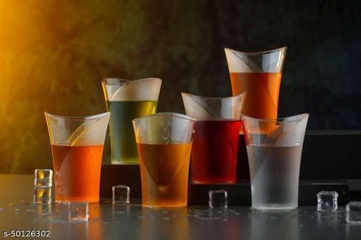 Designer Water & Juicer Glass