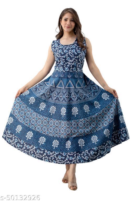 Stylish Elegant Women Gown