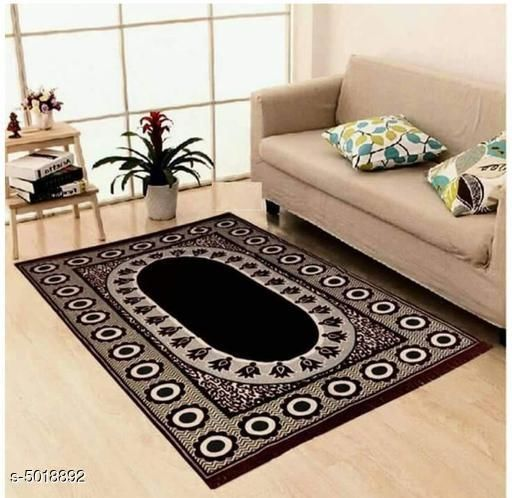 Medium Weight Carpets New Attractive Chenille Carpets  *Material* Chenille  *Pattern* 3d Printed  *Multipack* 1  *Sizes* Free Size (Length Size  *Sizes Available* Free Size *    Catalog Name: New Attractive Chenille Carpets CatalogID_737049 C55-SC1723 Code: 005-5018892-