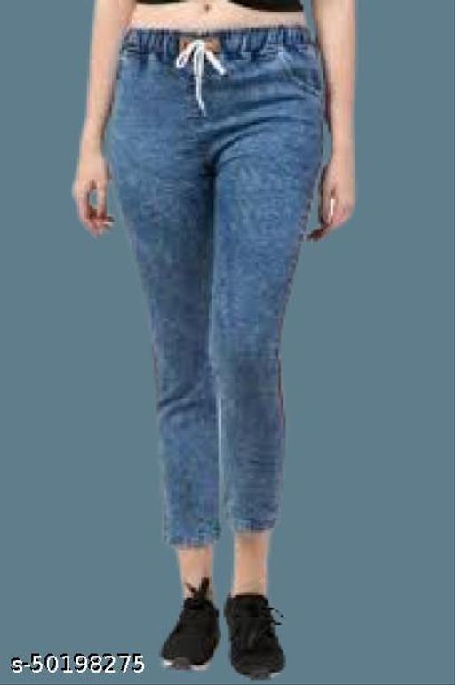 Comfy Partywear Women Jeans