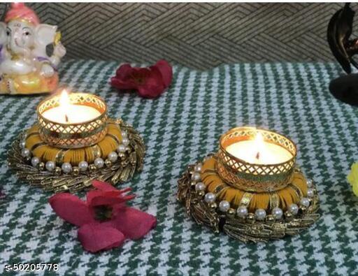 Unique Festive Candles