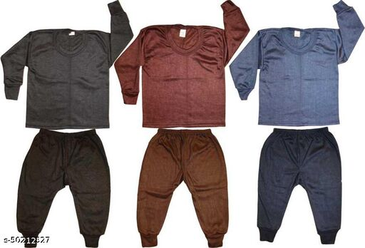 Tinkle Stylish Boys Thermals