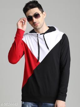 Attractive Cotton Men's Hoodie Sweatshirt