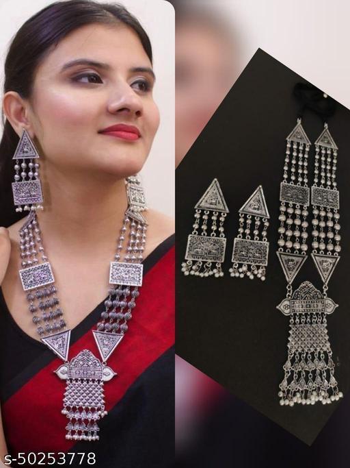 Allure Charming Women Jewellery Set