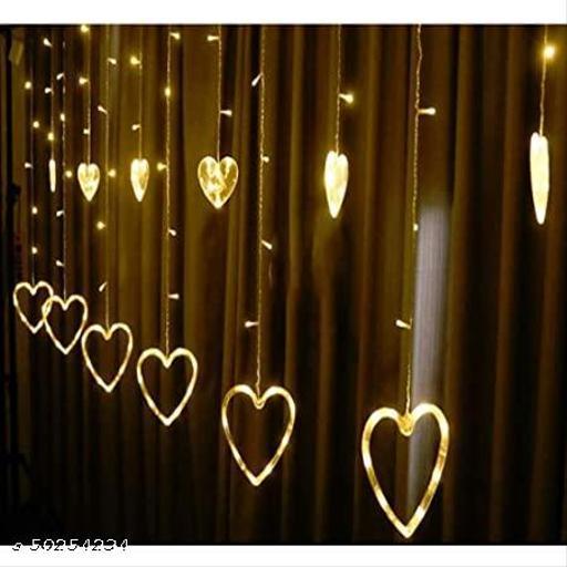 Graceful indoor string lightsoin