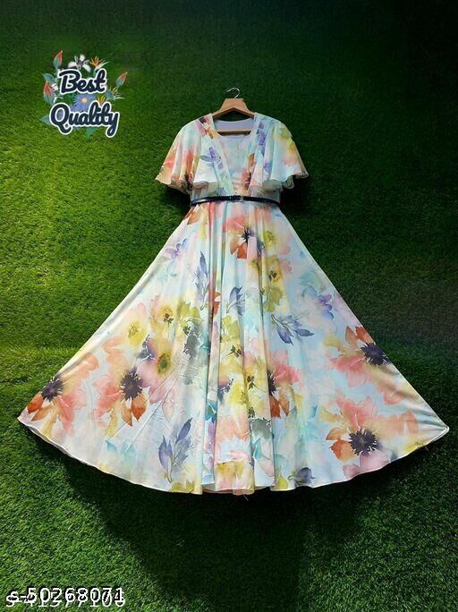 Stylish Modern Women Gowns