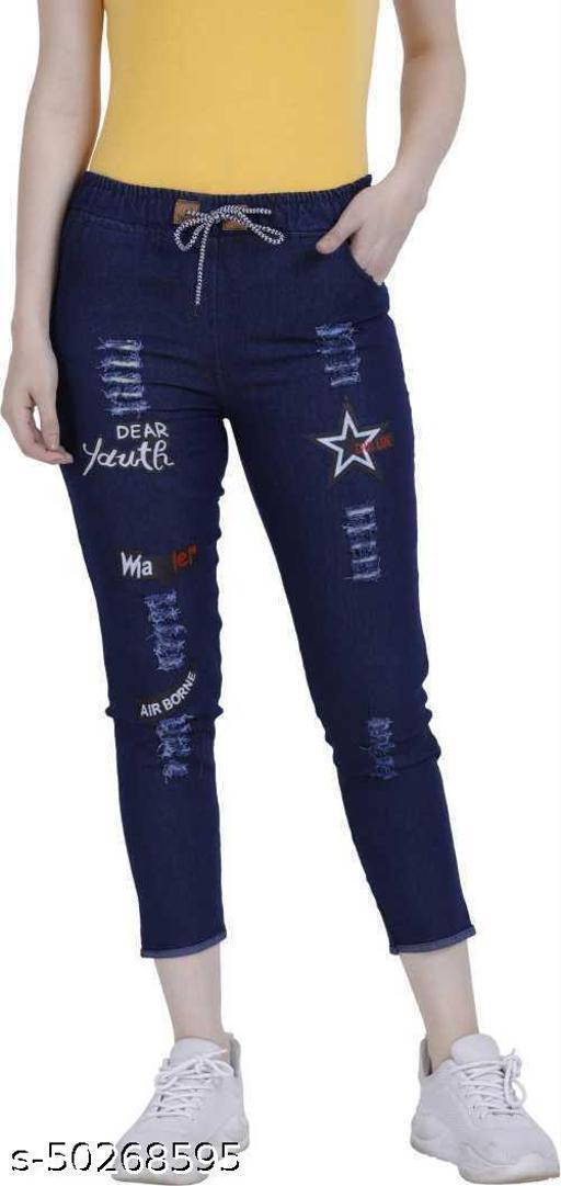 Trendy Fabulous Women Jeans