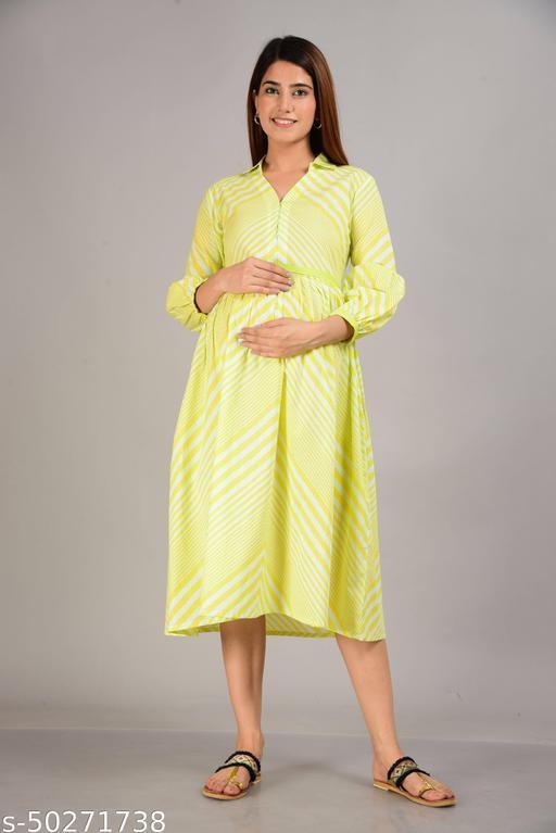 Fancy Designer Women Maternity Dresses