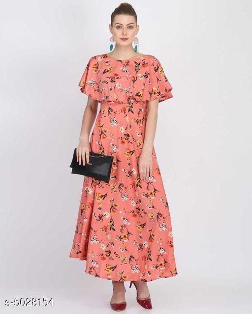 Urbane Fashionista Women Gown