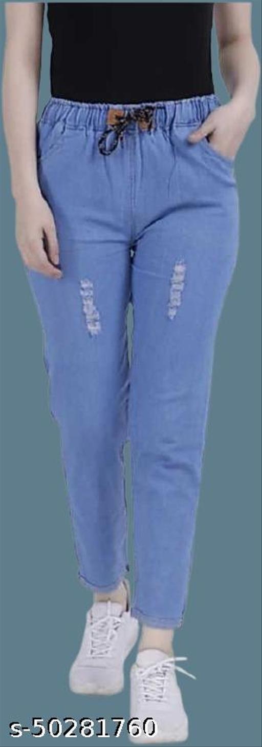 Urbane Graceful Women Jeans