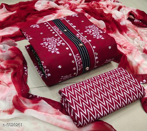 Stylish Women's Suis & Dress Materials