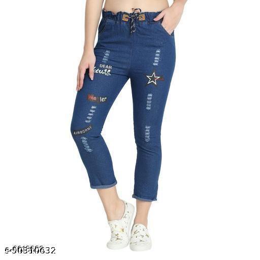 Fancy Fabulous Women Jeans
