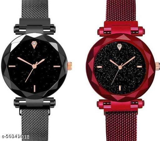 Versatile Women Analog Watches