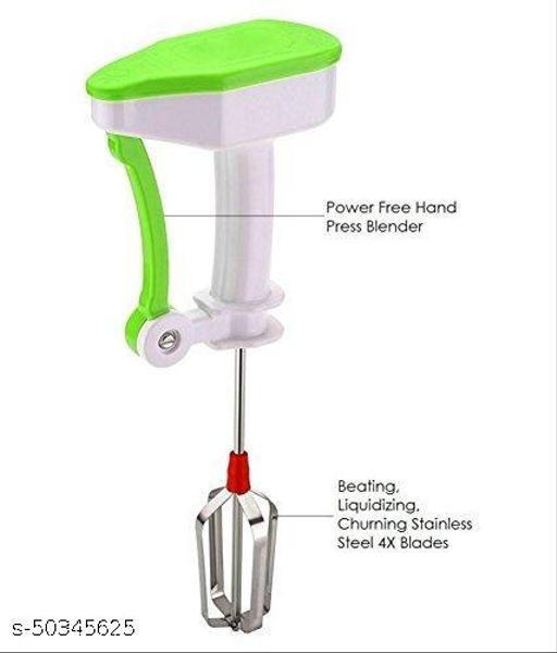 Trendy Manual Blenders