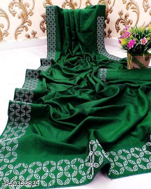HEER GREEN Saree