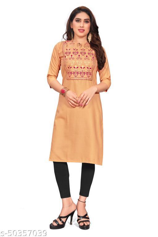 Diwali Special desinger Rayon sulb printed kurtis for women
