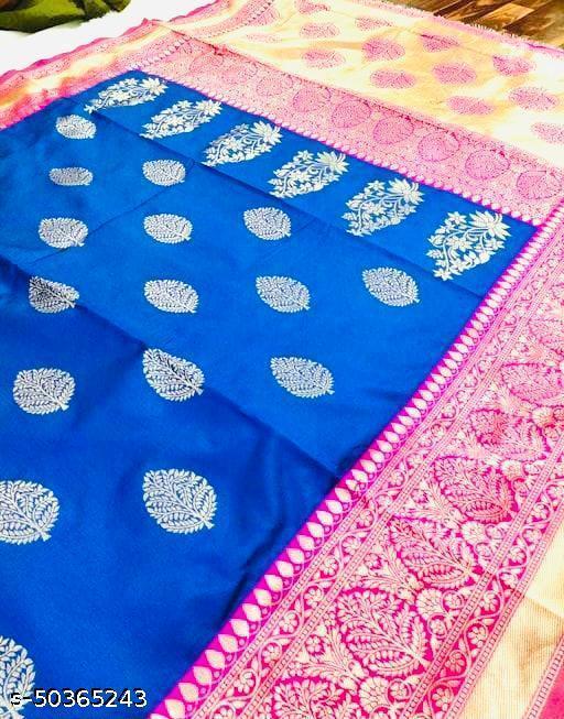 Fancy Jacquard Saree KARISHMA