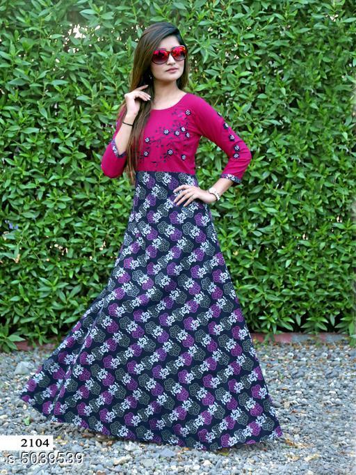 Attractive Women's Gowns