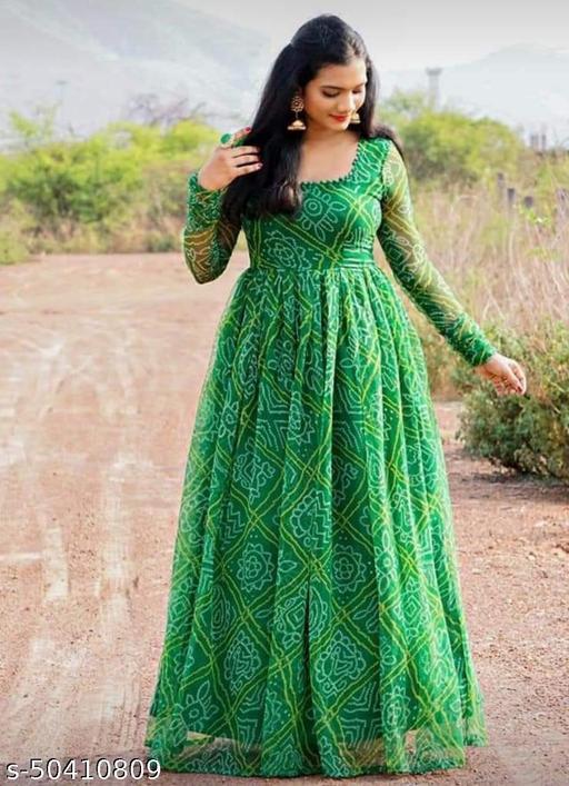 Banita Attractive gown