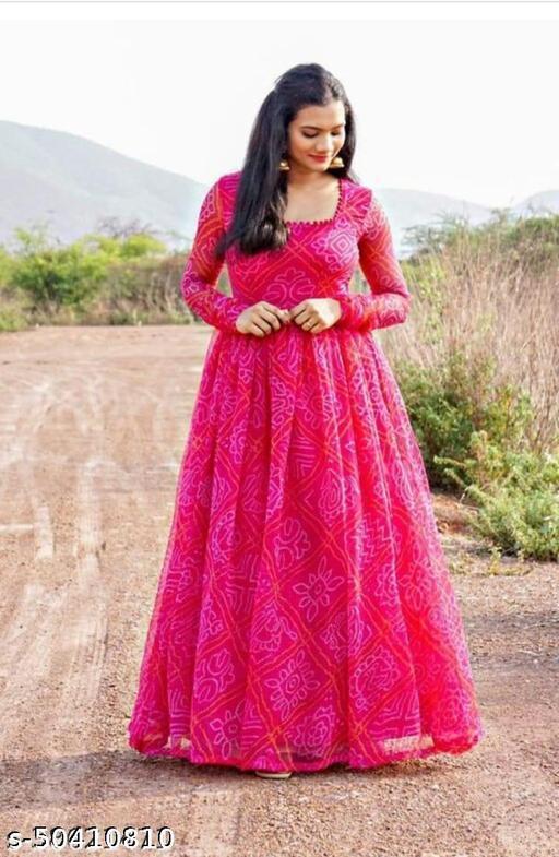 Charvi Voguish gown