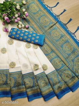 Trendy Art Silk Women's Sarees