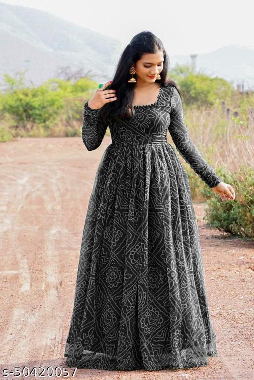 Kashvi Pretty gown
