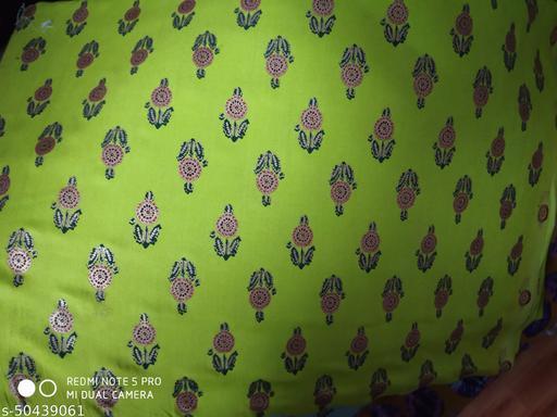 Trendy Refined Kurti Fabrics