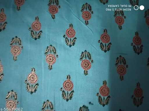 Abhisarika Pretty Kurti Fabrics
