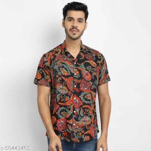 Keri Printed Half Sleeves Shirt For Men