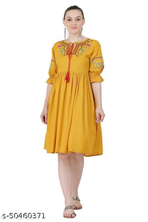 Aagam Fashionable  Dresses