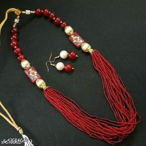 Elite Graceful Woman Jewellery Set